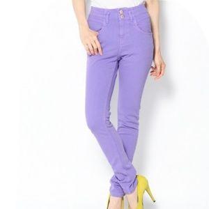 TopShop Moto Kristen High Rise Skinny Jeans